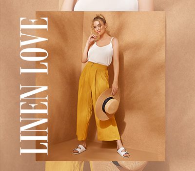 Linen Love – The Tall Linen Clothing You Need This Summer